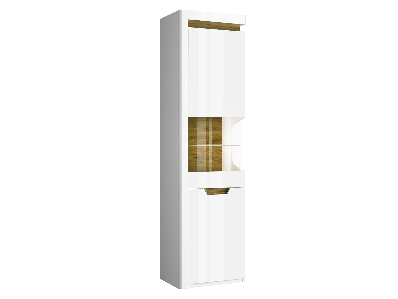 Шкаф-витрина 150-122521