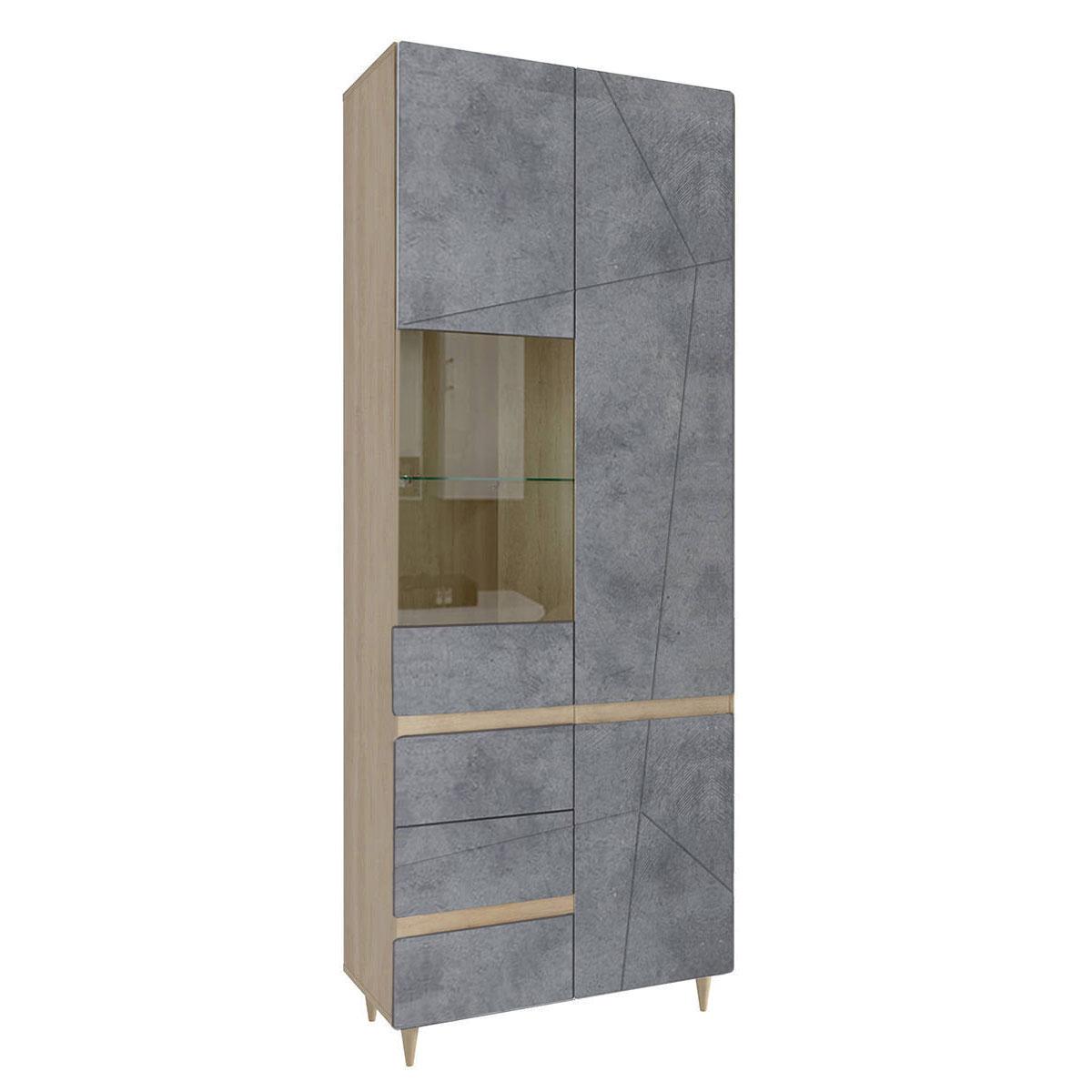 Шкаф-витрина 150-94188