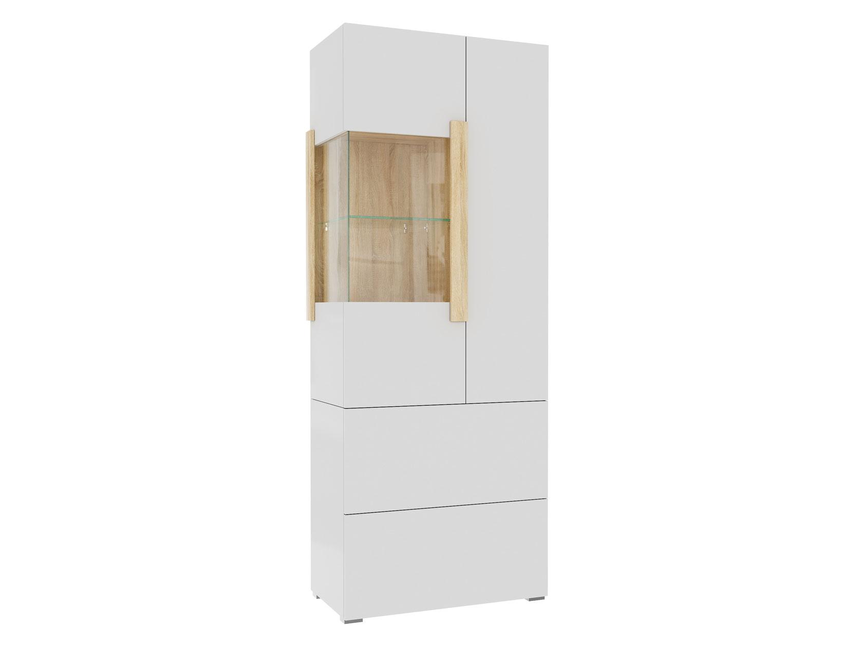 Шкаф-витрина 108-115814