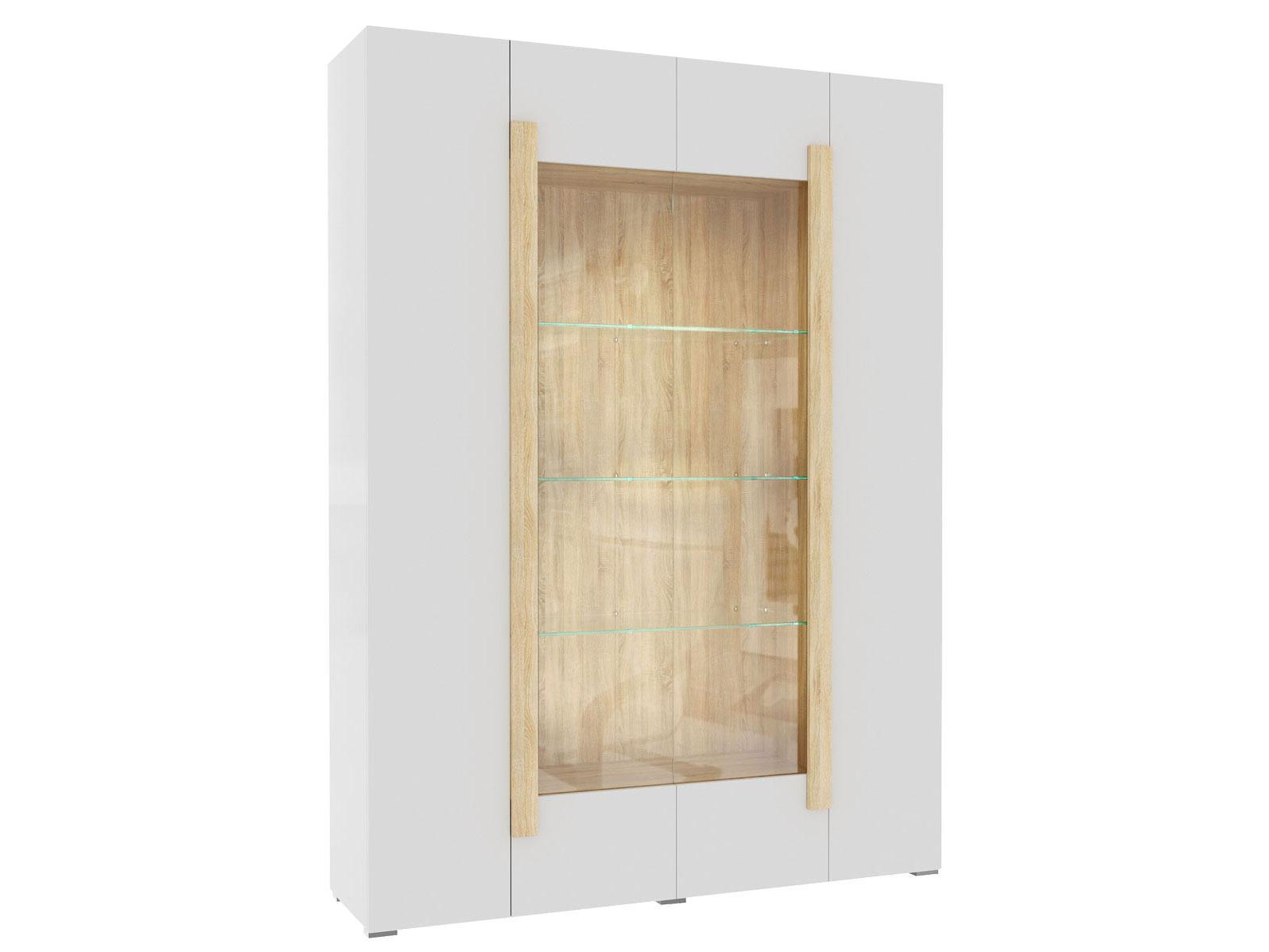 Шкаф-витрина 179-116077