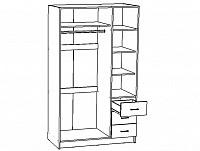 Шкаф 500-55084