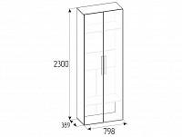 Шкаф 500-117243