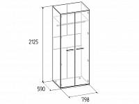 Шкаф 500-115902