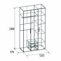 Шкаф 500-93084