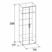 Шкаф 500-93108