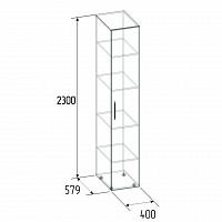 Шкаф 500-93132