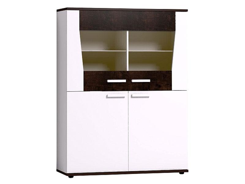 Шкаф-витрина 179-116104