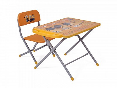 Стол и стул 500-84965
