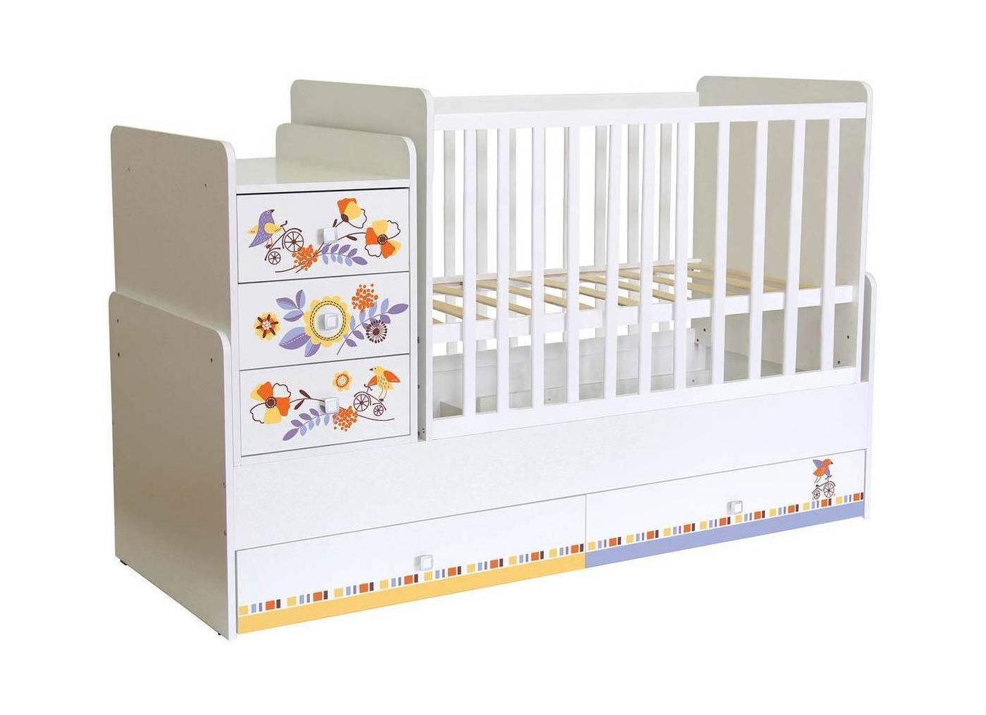 Кроватка 150-84756