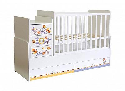 Кроватка 500-84756