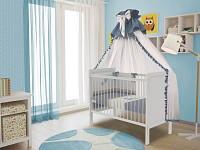 Кроватка 500-84676