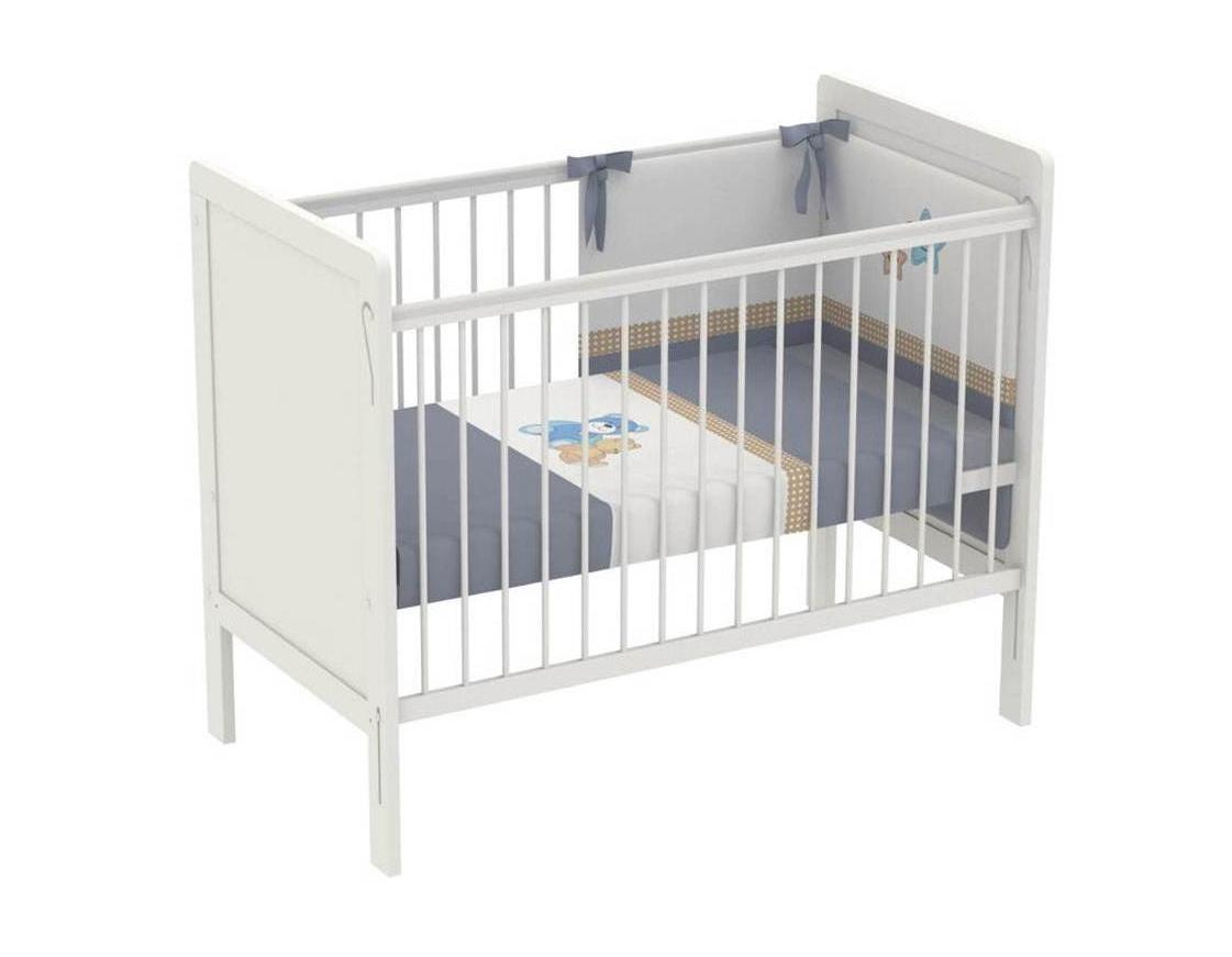 Кроватка 195-84676