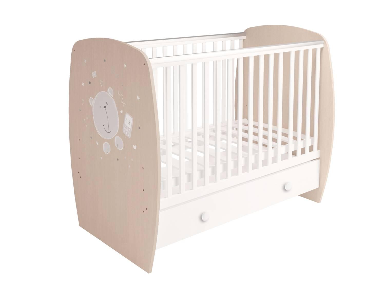 Кроватка 108-84741