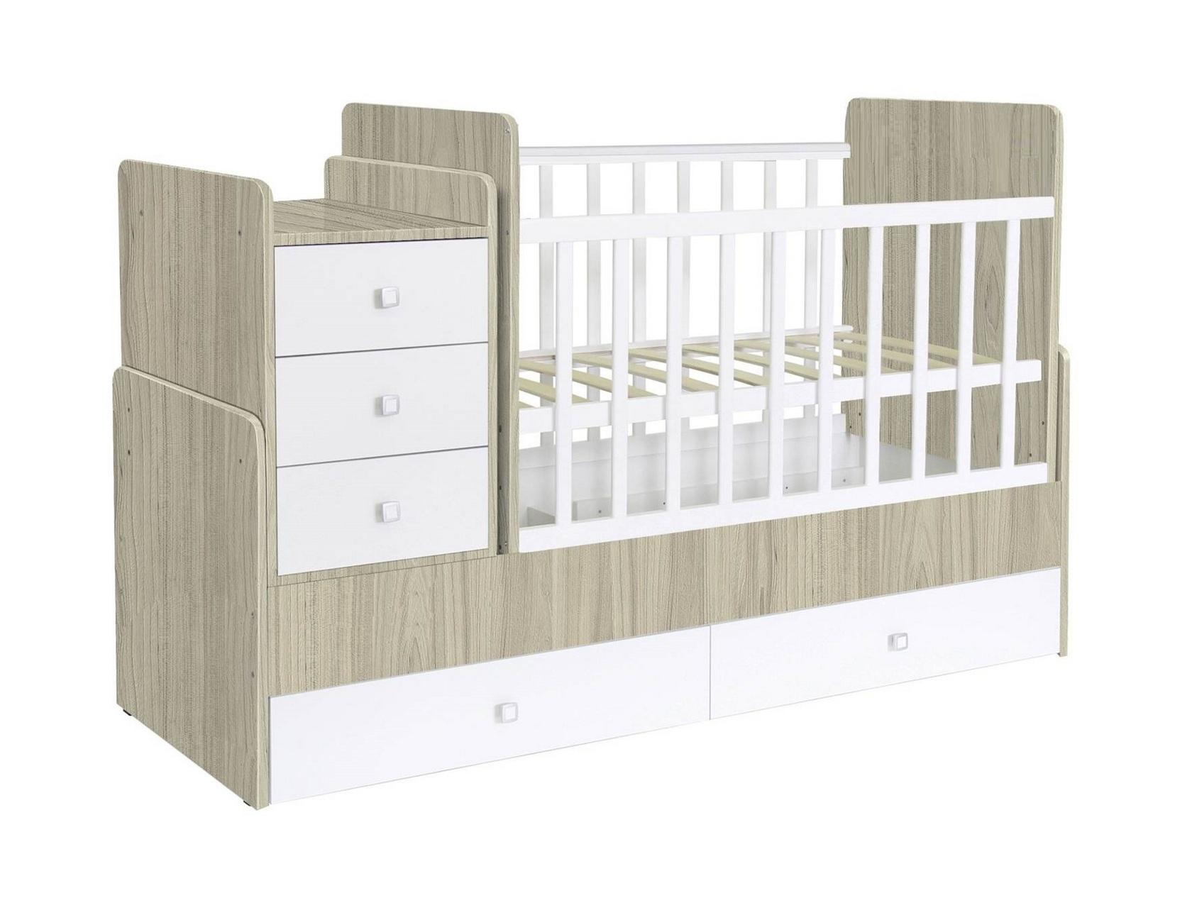 Кроватка 108-84776