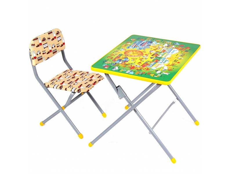 Стол и стул 129-56590