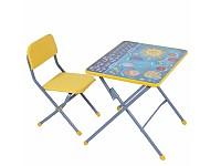 Стол и стул 164-56593