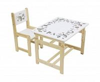 Стол и стул 164-84958