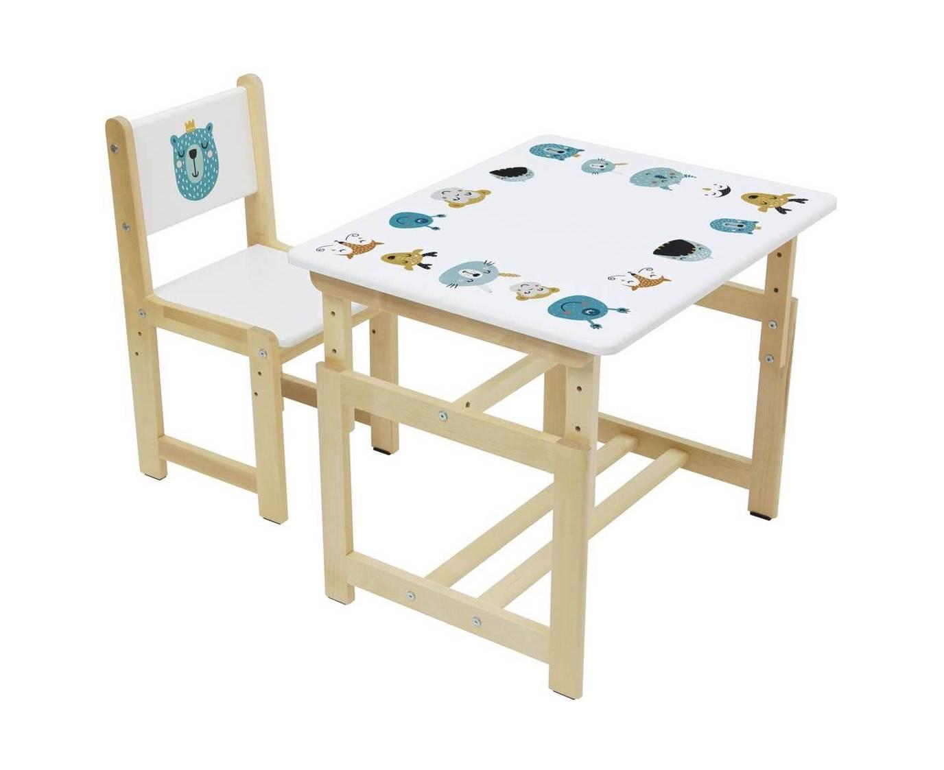 Столик и стульчик 150-84959