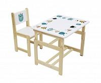 Стол и стул 164-84959