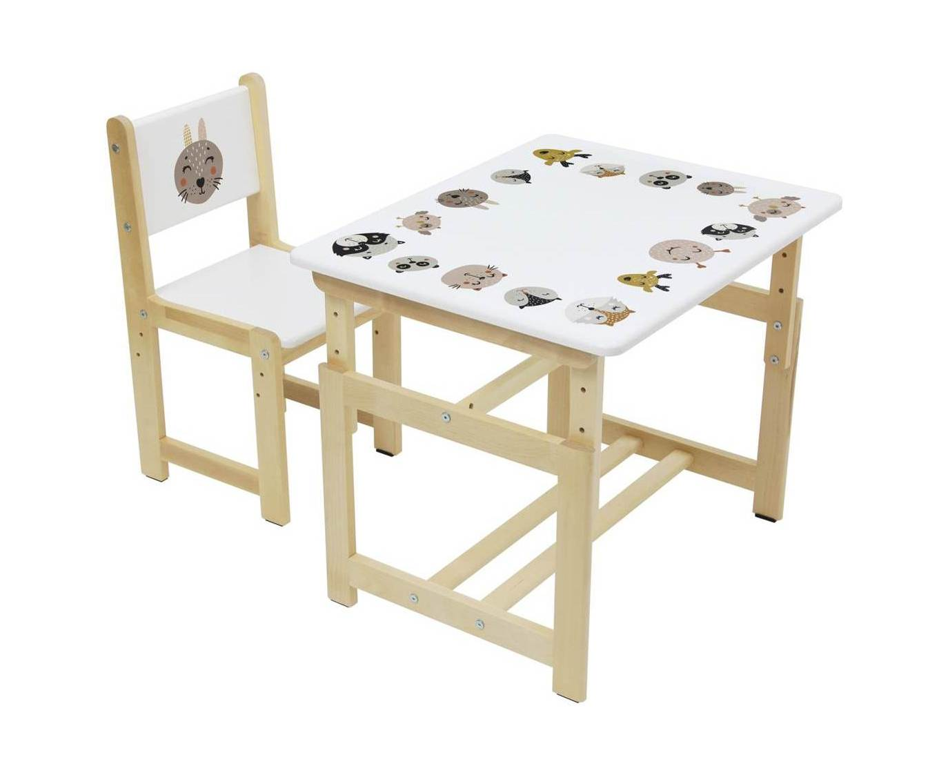 Стол и стул 150-84954
