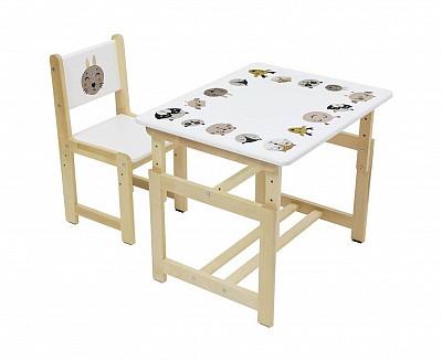 Стол и стул 500-84954