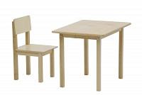 Стол и стул 190-84892