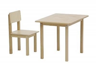 Стол и стул 500-84892