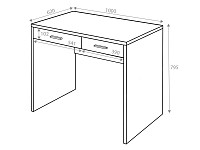 Письменный стол 500-41351