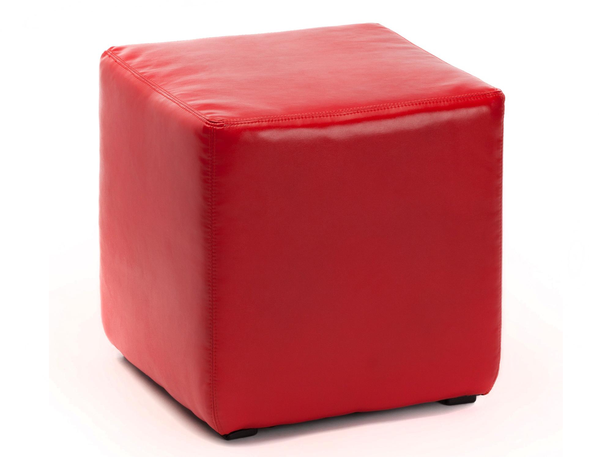 Пуфик кожаный 160-13896