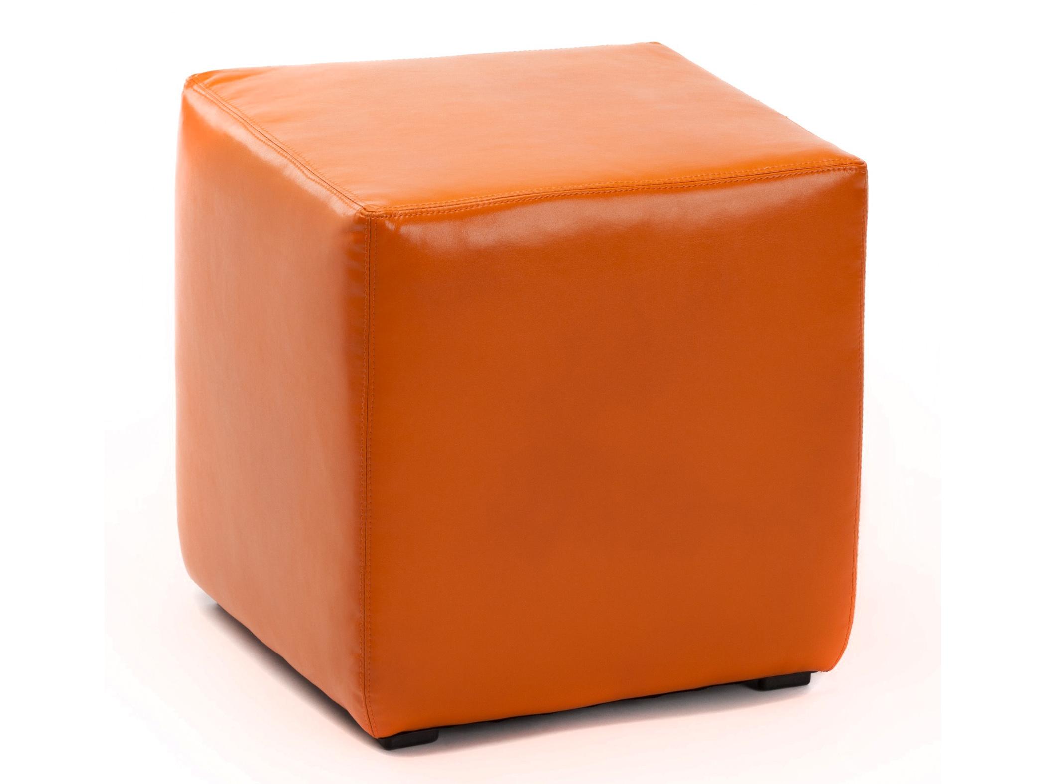 Пуфик кожаный 179-13897