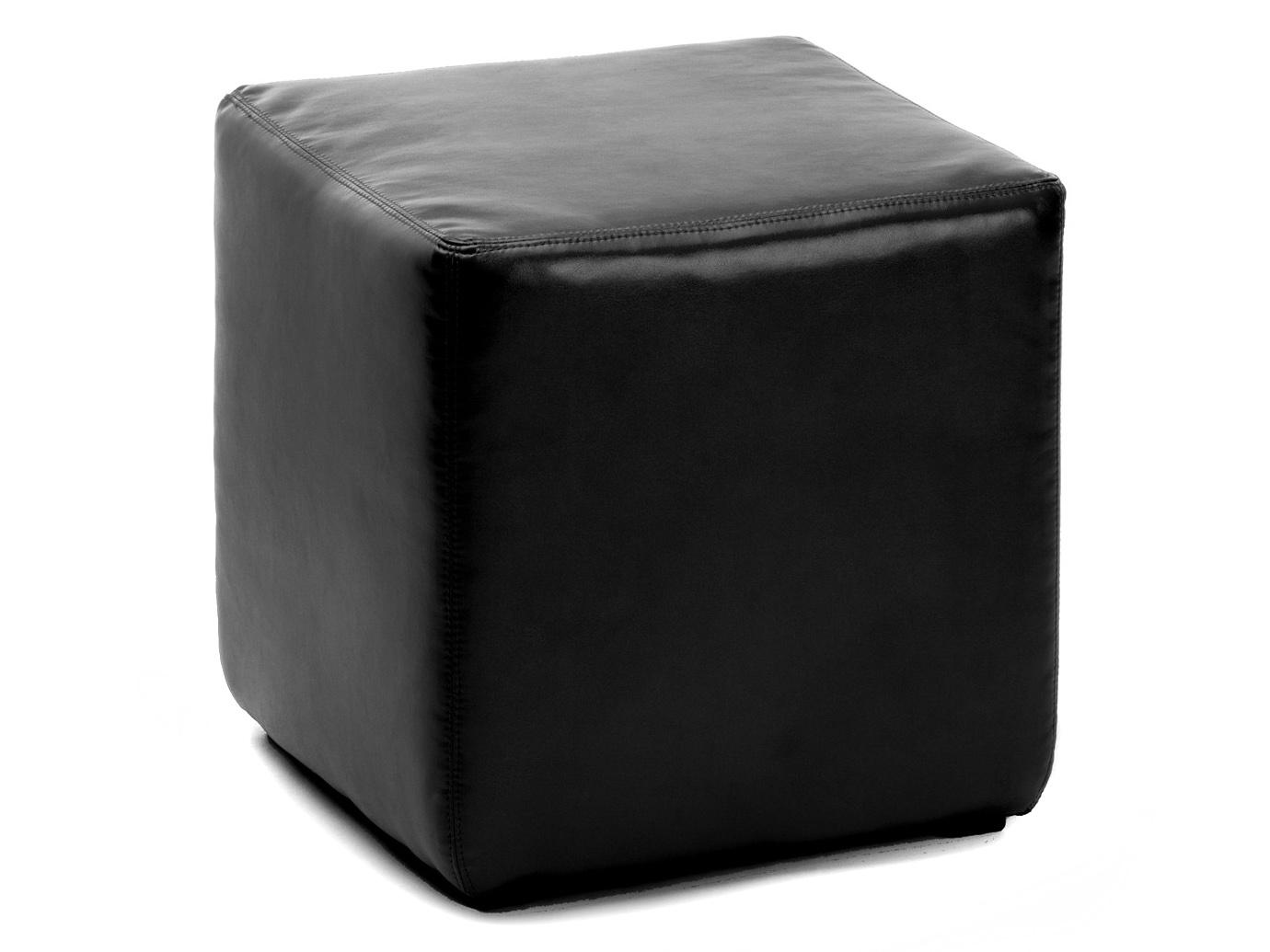 Пуфик кожаный 149-37440