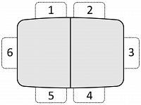 Стол 500-40380