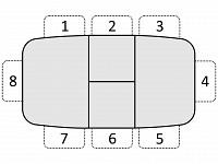 Стол 500-40397