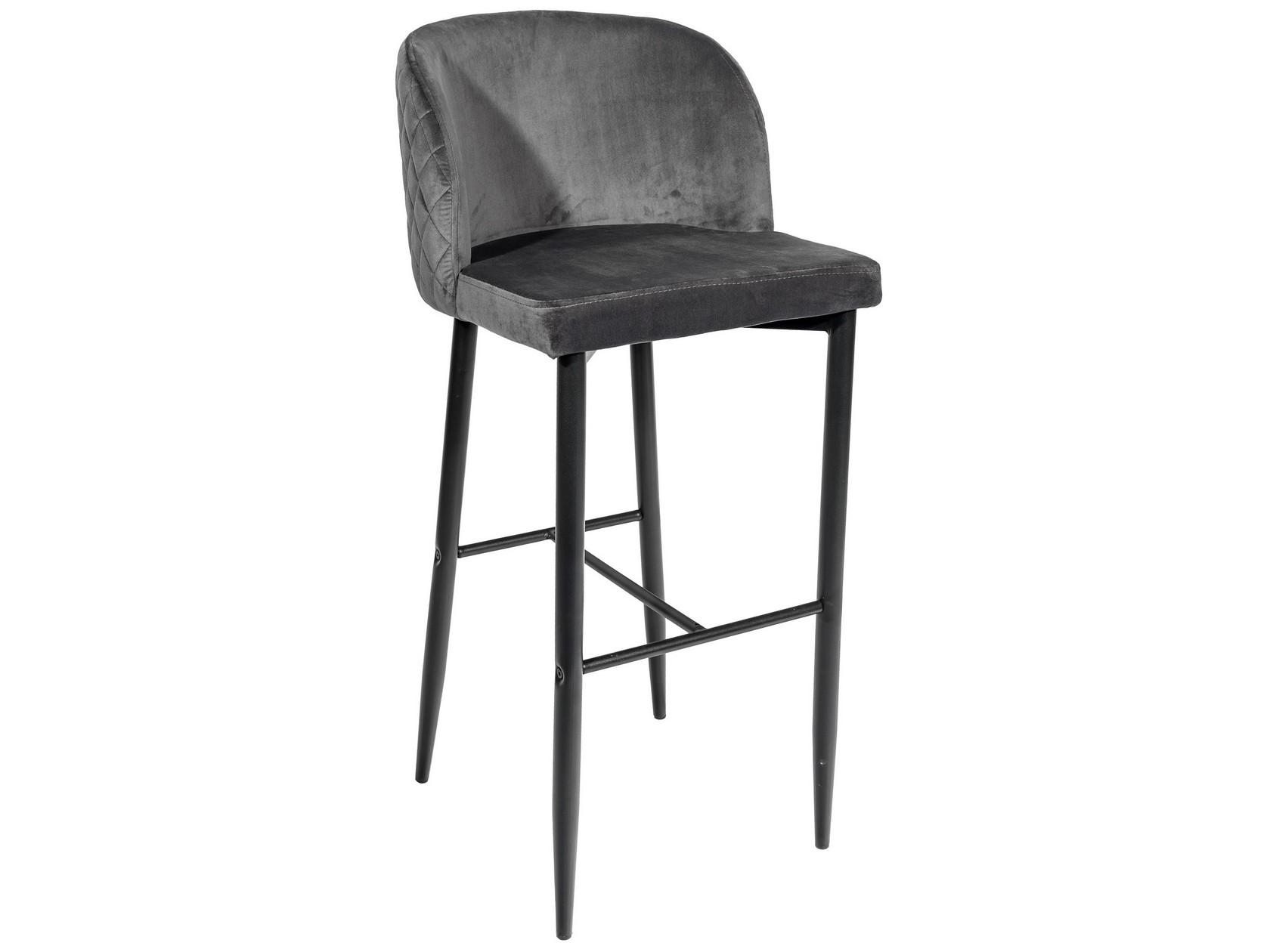 Мягкий барный стул 150-85893