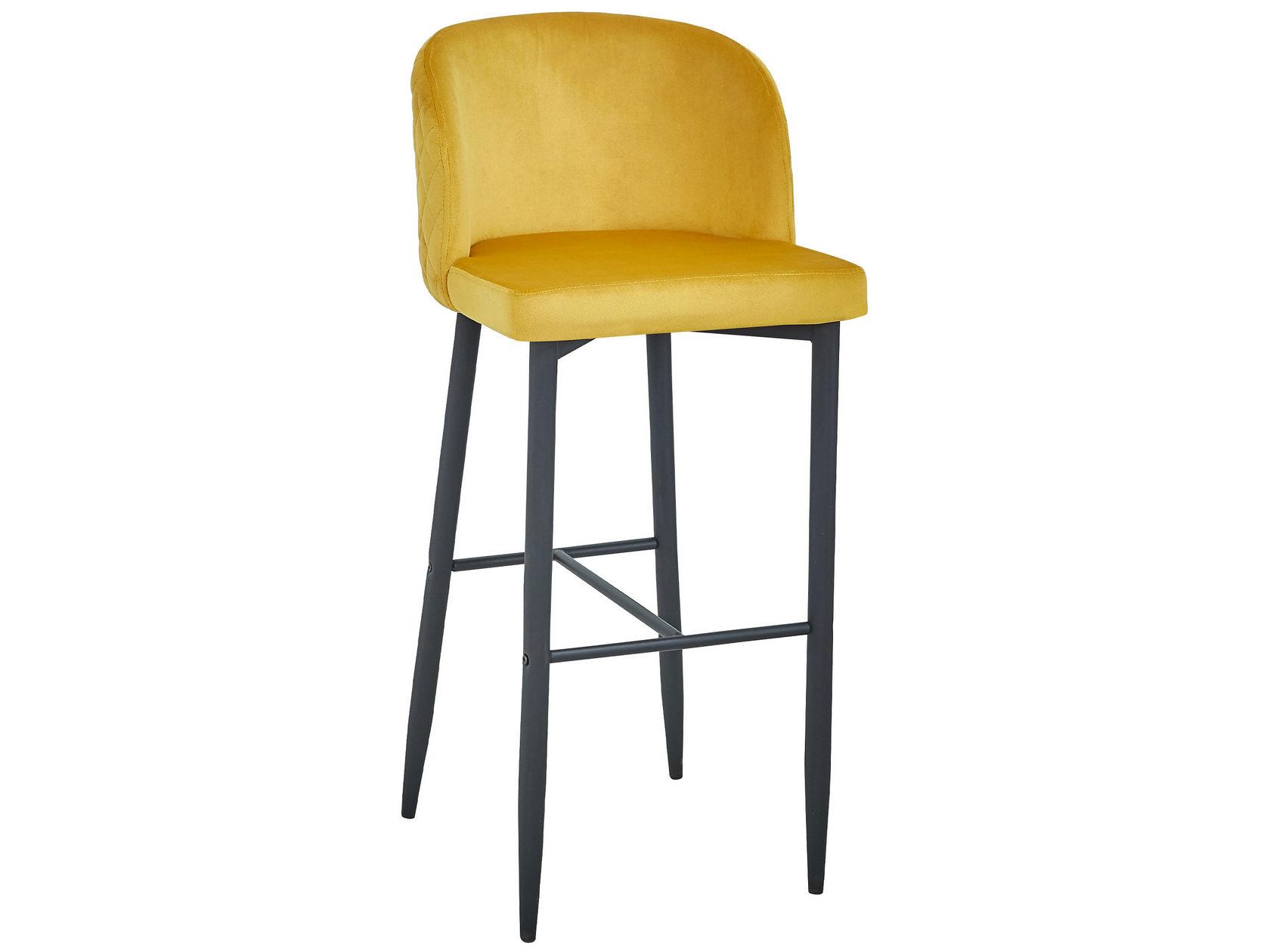 Мягкий барный стул 179-105046
