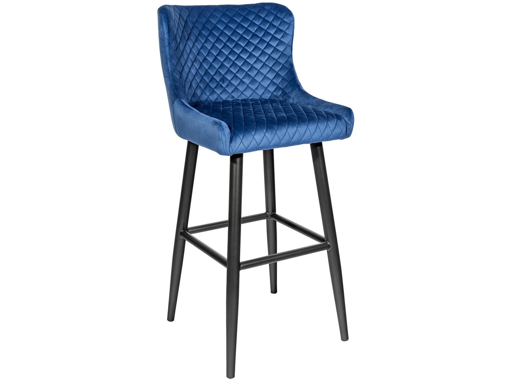 Мягкий барный стул 150-85891