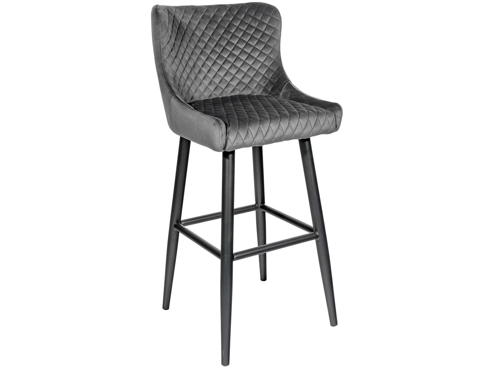 Мягкий барный стул 179-85892