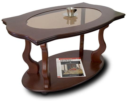 Журнальный столик из массива дуба 108-1493