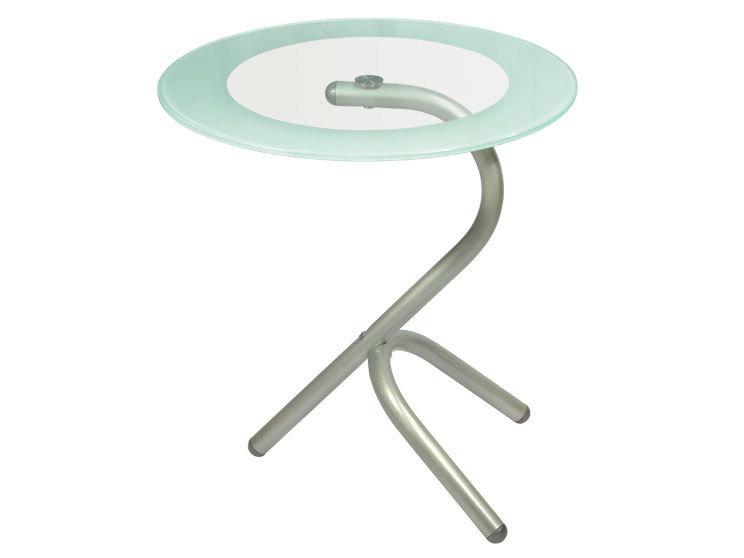 Кофейный стол стеклянный 129-1430