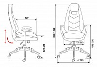 Кресло руководителя 500-21954