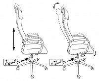 Кресло руководителя 500-95335