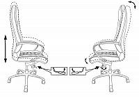 Кресло руководителя 500-21958