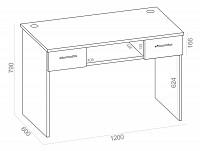 Письменный стол 500-31213